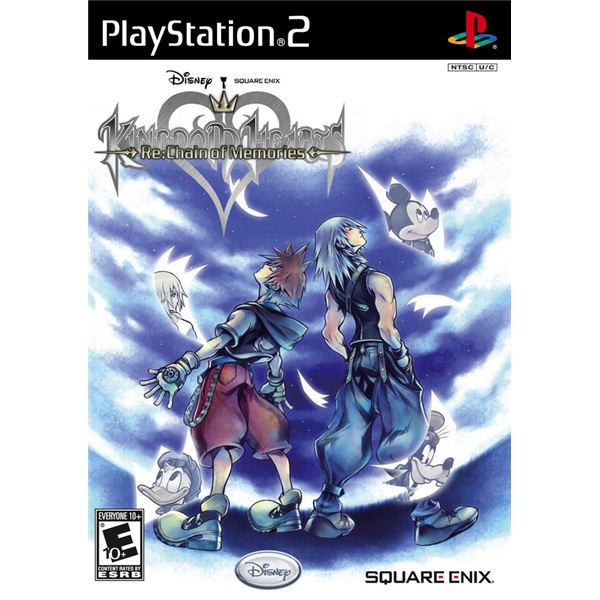 Playstation 2 Gamers Kingdom Hearts: Chain of Memories Review