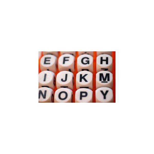 how to make a scramble word puzzle: using your desktop publishing
