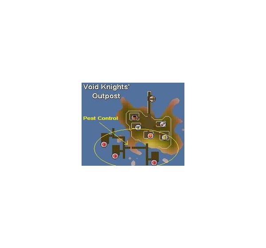 Pest Control Minigame map