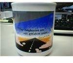 Digital Equipment Corporation employee coffee mug