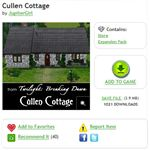 The Sims 3 Edward and Bella Cottage Download