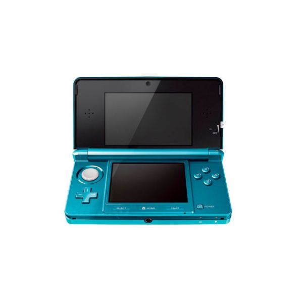 Does the 3DS cause eye damage?