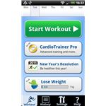 CardioTrainer Resolutions