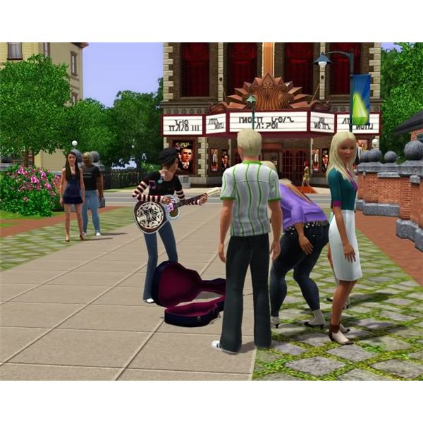 A Gamer's Guide to Charisma in the Sims 3