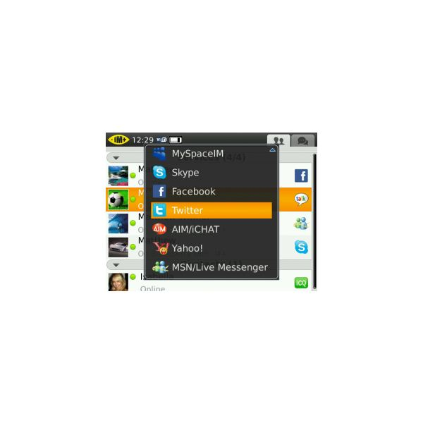 BlackBerry Skype Apps Compared