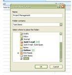 New Tasks Folder
