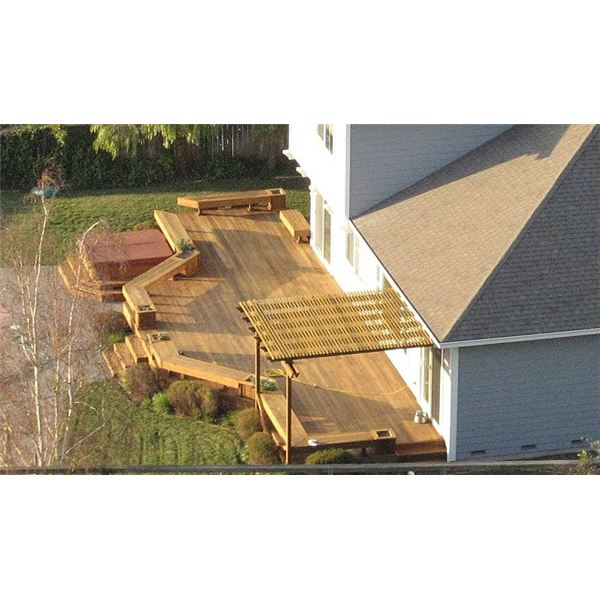 What Household Product Can I Use to Clean My Wood Deck – Make Your
