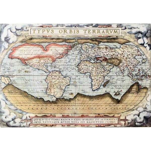 Maps and Geography of the World Three Fun Activities Plus line