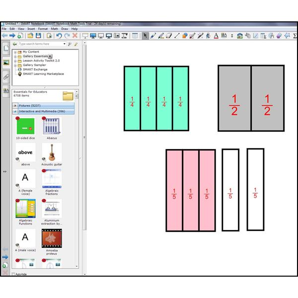 SMART Notebook Math Tools: What Are They and What Can They Do for My Teaching?