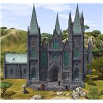 The Sims Medieval Jacoban Priest Church Building