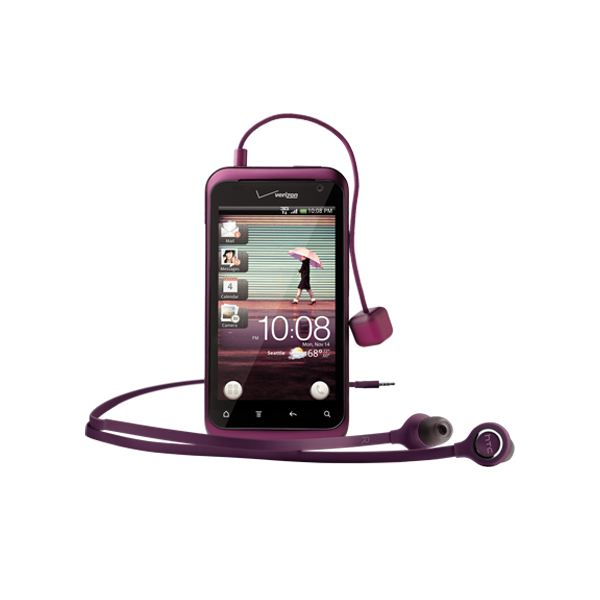 HTC Rhyme Earphones