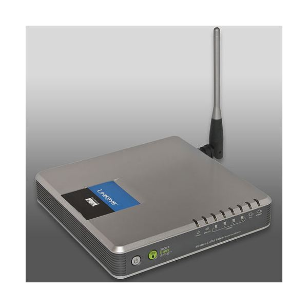 Linksys ADSL Router