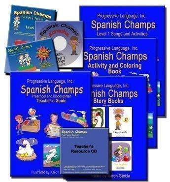 Choosing a Spanish Preschool Curriculum