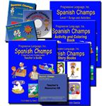 Spanish champ curriculum kits