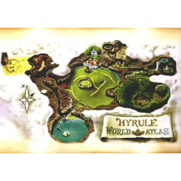 Hyrule is a massive land with countless secrets to discover.