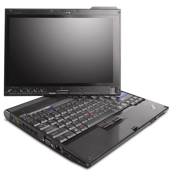 Lenovo ThinkPad X200 Tablet Windows 7