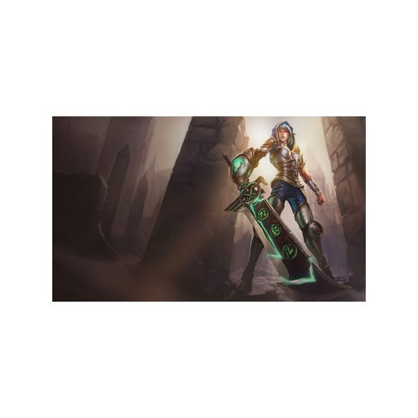 Riven Champion Guide and Strategies for League of Legends