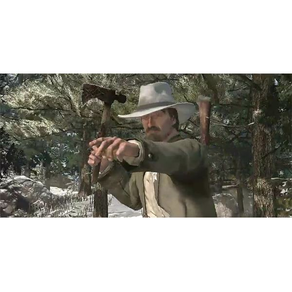 Red Dead Redemption DLC: Legends and Killers Pack: Tomahawk, New Maps, New Characters, and More