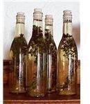 Vinegar infused with oregano
