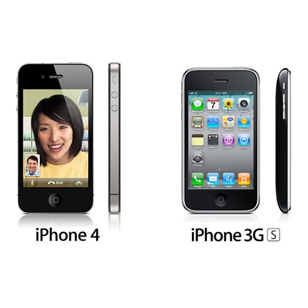 iPhone 4 comparison