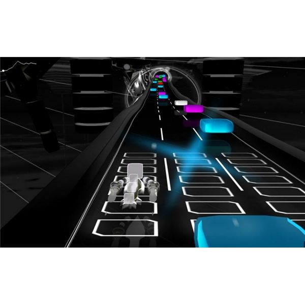 Audiosurf Game Review for Windows PC