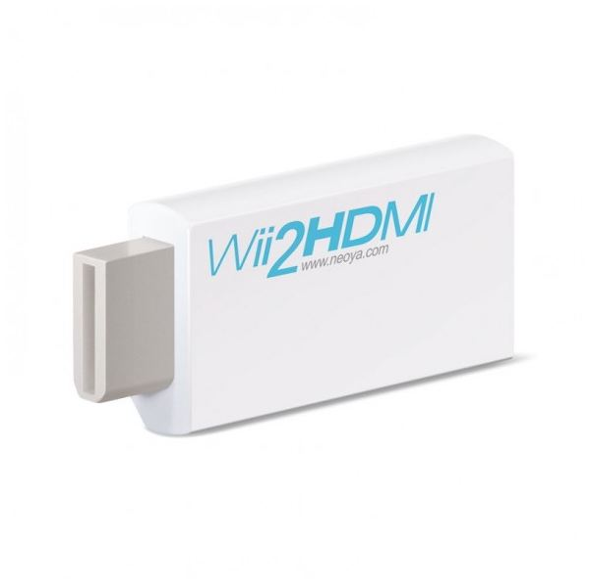 Wii2HDMI
