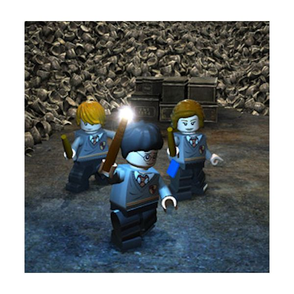 Lego Harry Potter screenshot 1