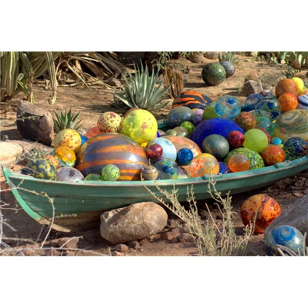 a recycled glass garden art guide