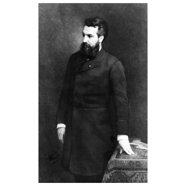 Alexander Graham Bell, Courtesy of the Library of Congress