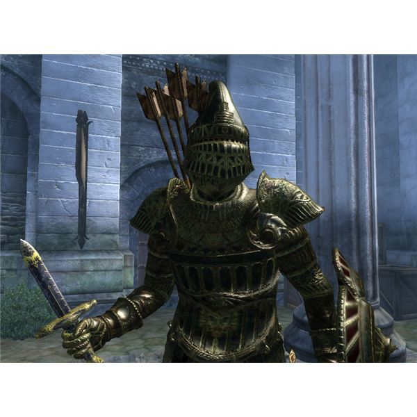 Romancing the Code: Oblivion Item Codes for Basic Weapons and Armour
