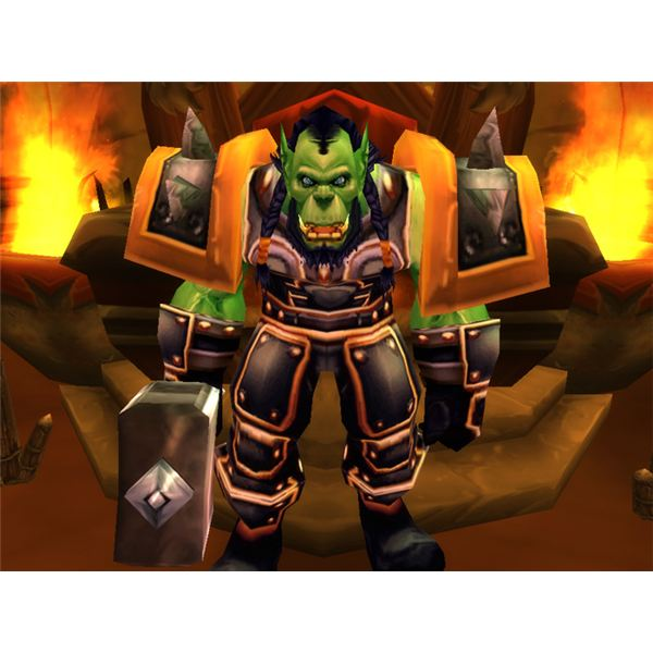 Thrall, WoW's Most Famous Shaman