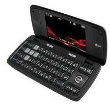 LG Voyager keypad