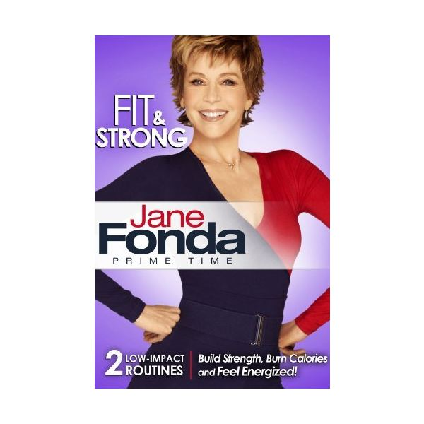 Jane Fonda Prime Time: Fit and Strong