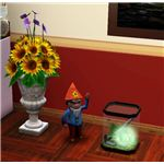 Mysterious Mr Gnome in The Sims 3