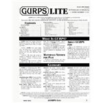 GURPS PDFs such as Gurps Lite can be downloaded free