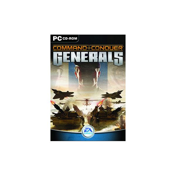Command and Conquer Tactics for USA, GLA and China Units: USA Unit Strategy Guide