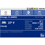 Weather Channel App For Google Android