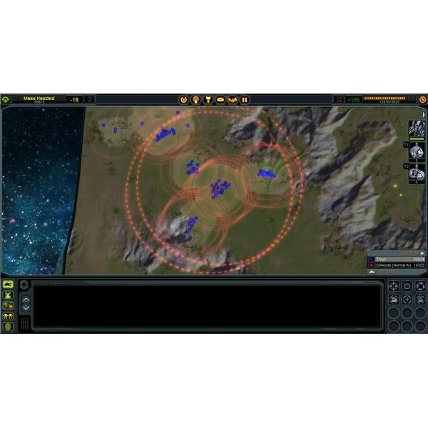 Supreme Commander Defense Build 4