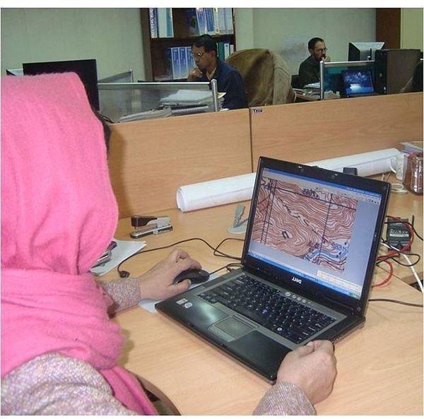 Women Engineers in Afghanistan