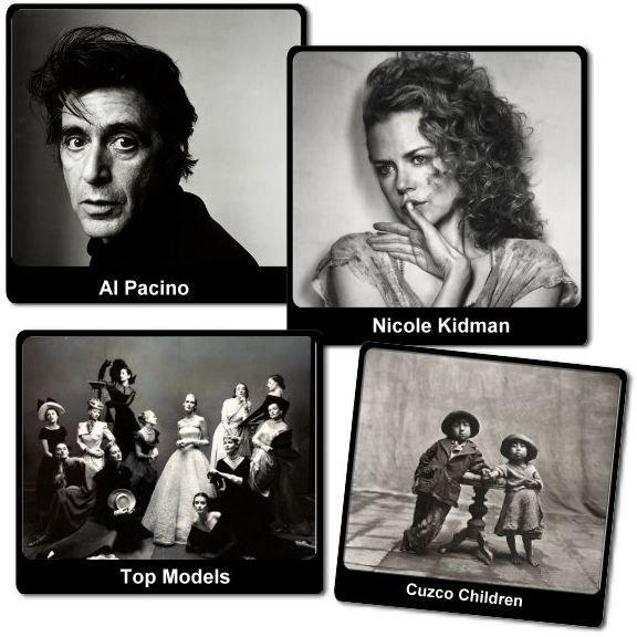 Photographs of Irving Penn