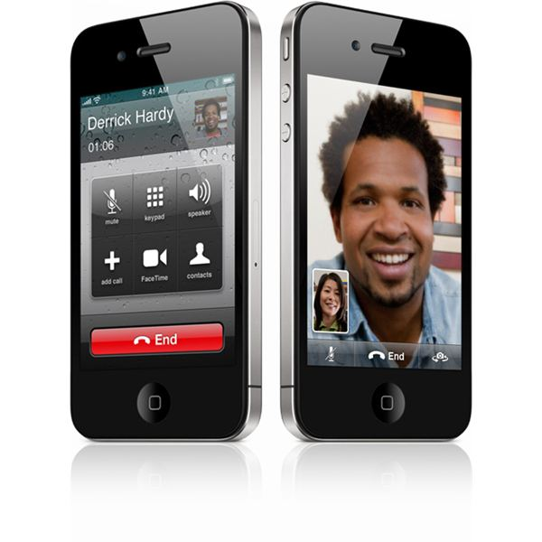 Use FaceTime on iPhone 3GS