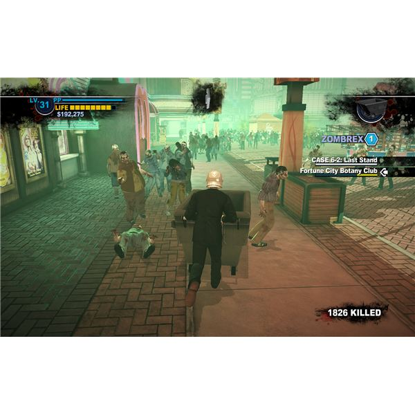 Dead Rising 2 Walkthrough - Getting Past the Gas Zombies