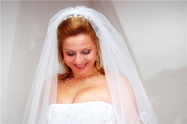 A Shy Bride