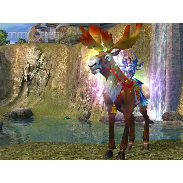 Perfect World International Mounts: Land, Flying, and Boutique