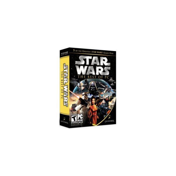 Star Wars PC Game: Review Of Star Wars: Best of PC Collection