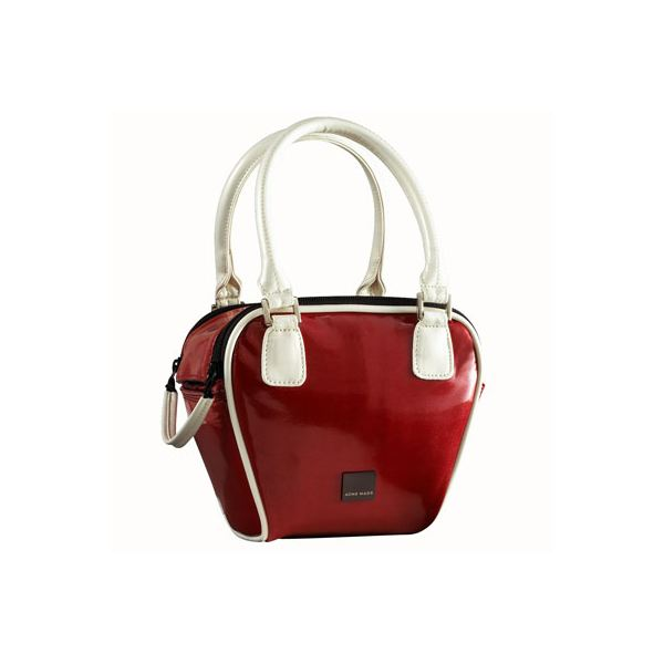 Acme Made The Bowler DSLR Red Camera Bag for Women
