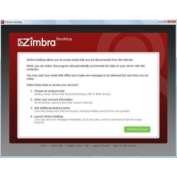Zimbra Desktop Review: A Close Look at an Open Source Email