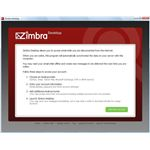 Zimbra Guides You Through Setting Up Emails