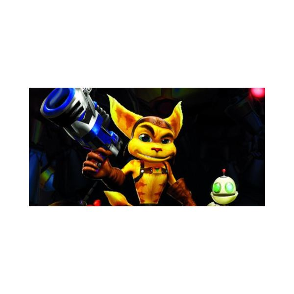 Ratchet and Clank Sign