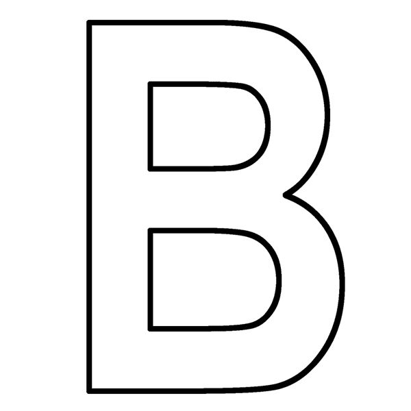 4 Activities for Letter B Ideas for the Preschool Classroom